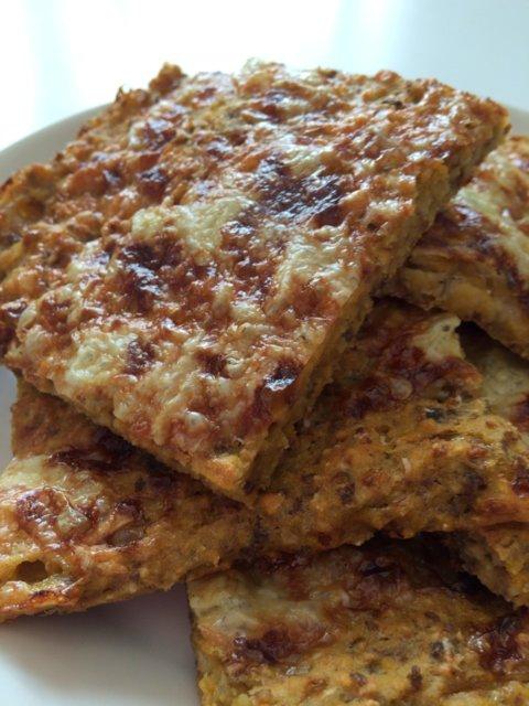 Reseptikuva: Terveellisempi teeleipä 1
