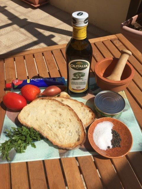 Reseptikuva: Maltalainen leipä / Ħobż biż-żejt 3