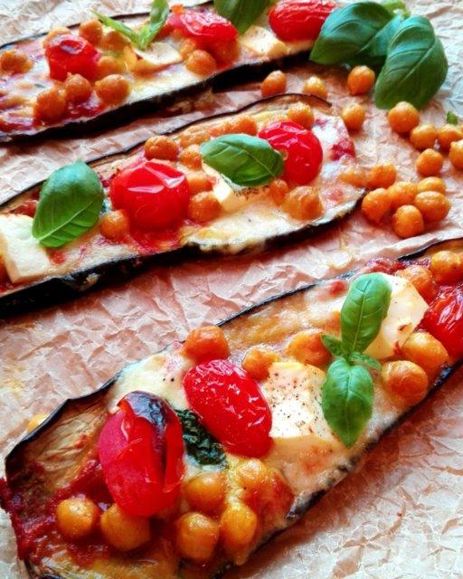 Munakoisopizza 1
