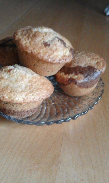 Reseptikuva: Muffinit (tiikeri) 2