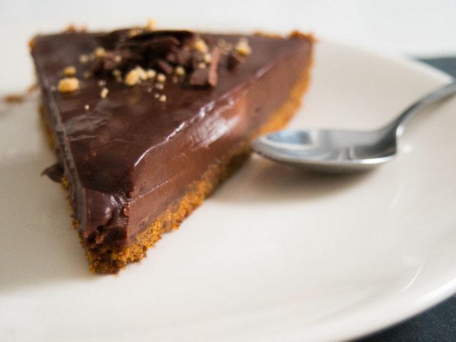 Helppo suklaa kakku 1