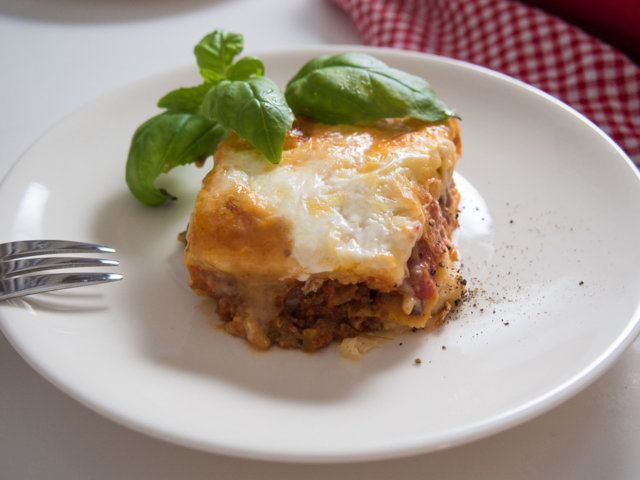 Lasagne, perinteinen 1