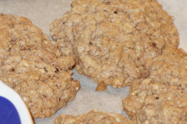 kaura suklaa cookiet 1