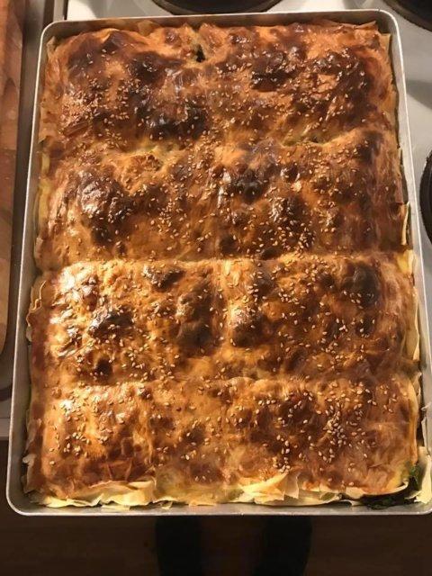 My Pinaatti - Feta Börek 6