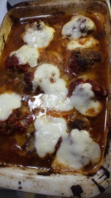 Italialaiset lihapullat