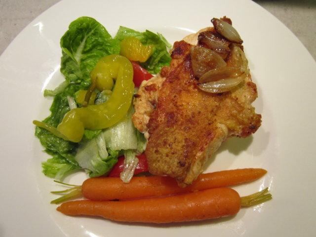 marinoidut porkkanat 20.4.2017 1