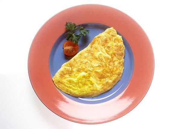 omeletti ohje