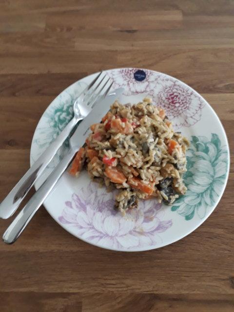 Reseptikuva: tofu-kasvis-mix 1