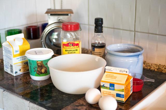 Reseptikuva: Puotimamman makea herkullinen sinappi 2