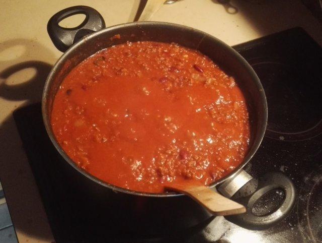 Chili con carne 1