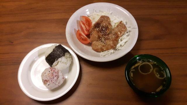 Reseptikuva: Japanilainen inkivääripossu 1
