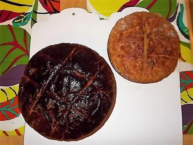 Reseptikuva: Mausteinen joululeipä (Tumma) 1
