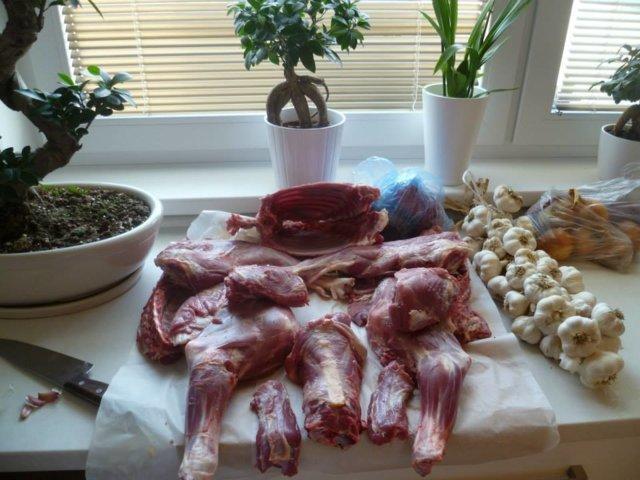 Pääsiäisen lampaankyljykset