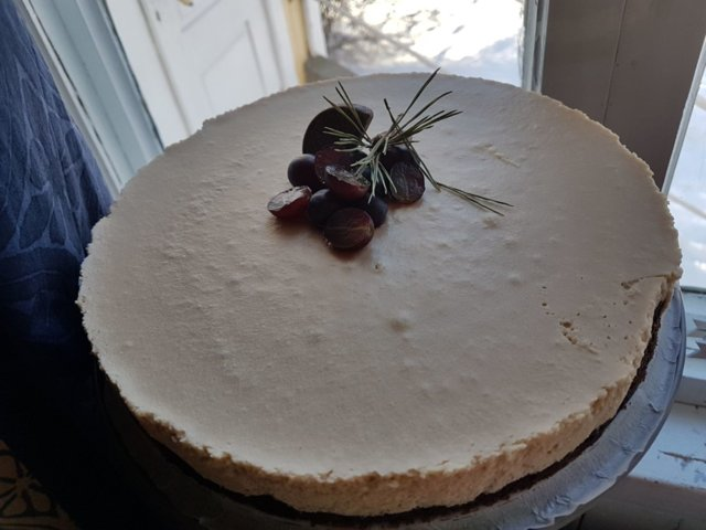 Reseptikuva: Irish coffee kakku 2018 1