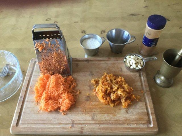porkkanakookospallot