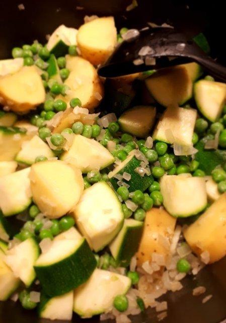Rauhoittava vihreä keitto 3