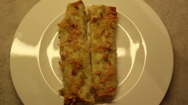 Pinaatti-juustocannelonit 12.2.2019