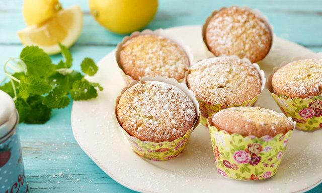 Sitruunaiset muffinssit 1