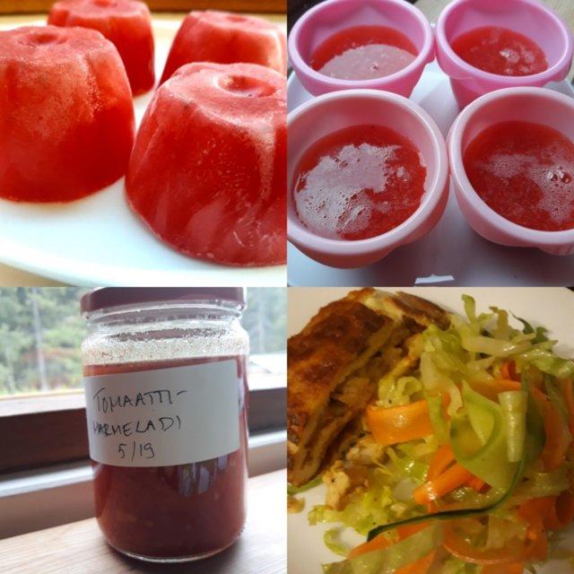 Tomaattimarmeladi 27.5.2019