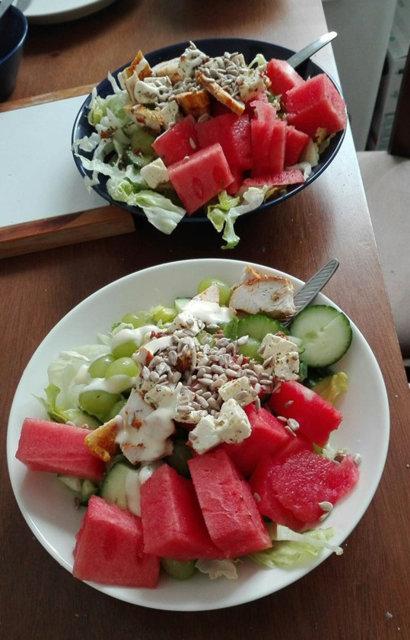 Pääruokasalaatti