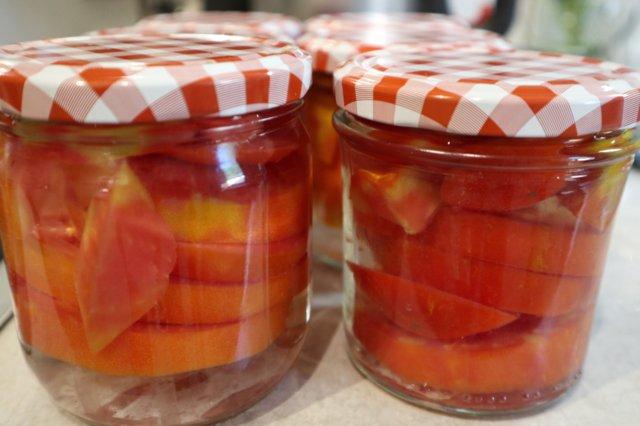 Reseptikuva: tomaatti säilöntä 29.8.2019 3