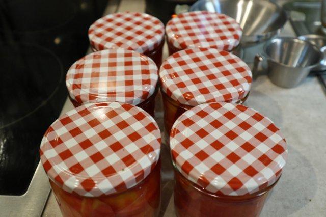 Reseptikuva: tomaatti säilöntä 29.8.2019 2