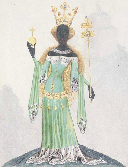 Saban kuningattaren kuninkaallinen kikhernepata 2