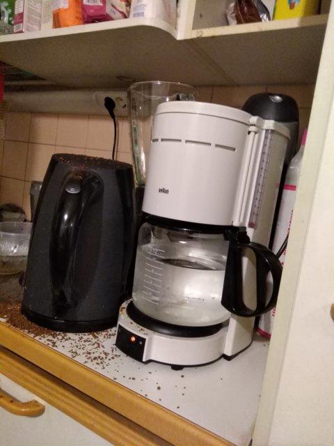 Kahvi à la Janne 1