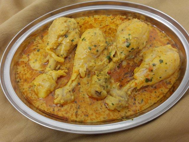 Pakistanilainen kana pata ja kana padan mausteseos 1
