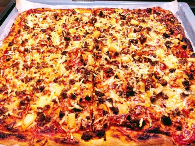 Reseptikuva: Pizza 1