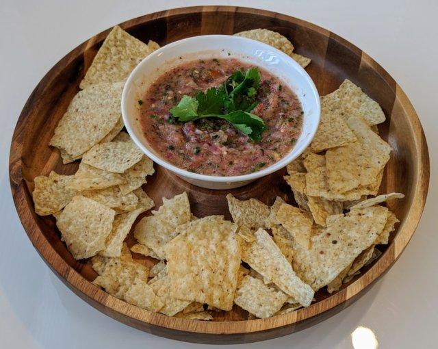 Reseptikuva: Helppo salsa 1