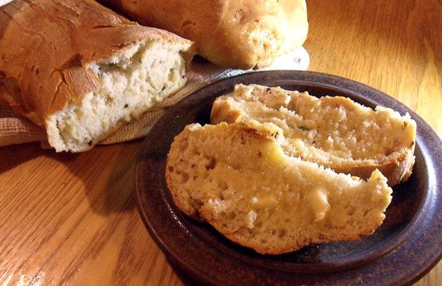 Ciabatta-leipä 1