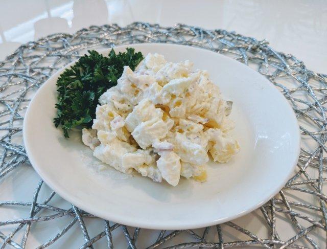 Reseptikuva: Nopea perunasalaatti 1