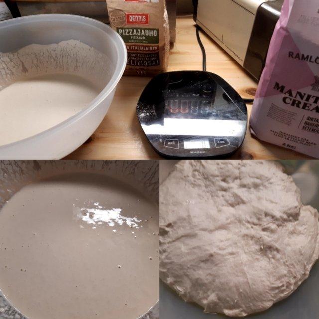 Reseptikuva: Grillattu pizza 25.7.2020 3