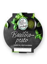 Reseptikuva: Basilikapesto-pizzatäyte 2
