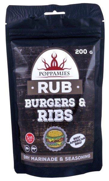 Reseptikuva: Poppamiehen Smash Burger 4