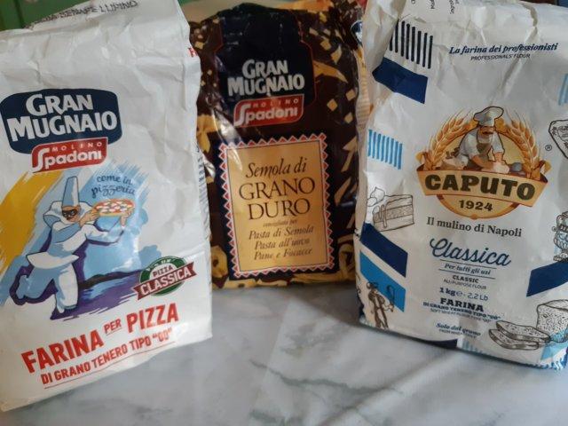 Reseptikuva: Napolilaistyyppinen pizza 16.11.2020 8