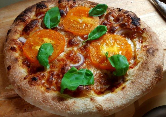 Reseptikuva: Napolilaistyyppinen pizza 16.11.2020 3