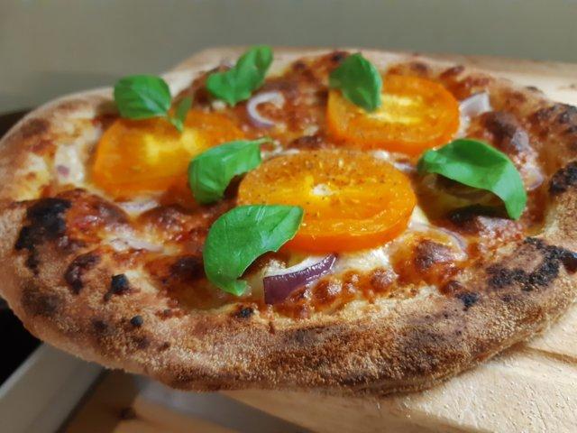 Reseptikuva: Napolilaistyyppinen pizza 16.11.2020 1