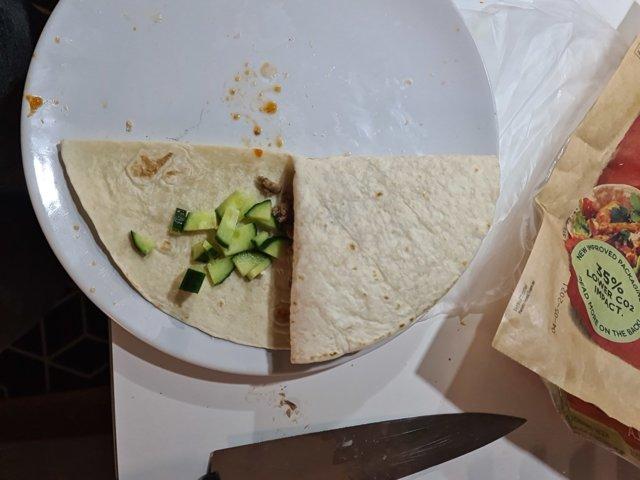 Reseptikuva: Rapea tortilla 5