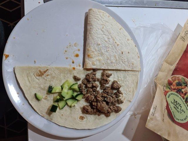 Reseptikuva: Rapea tortilla 4