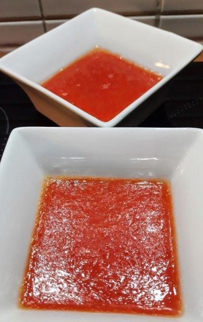Reseptikuva: Veriappelsiini marmelaadia yksinkertaisesti 2