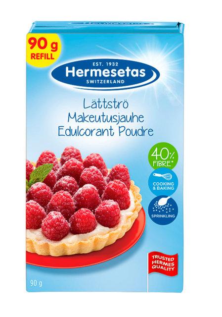 Reseptikuva: Mousse au chocolat marjoilla koristeltuna 2