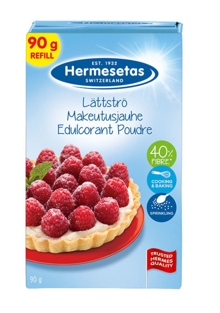 Reseptikuva: Kesäiset muffinit ja jogurttikastike 2