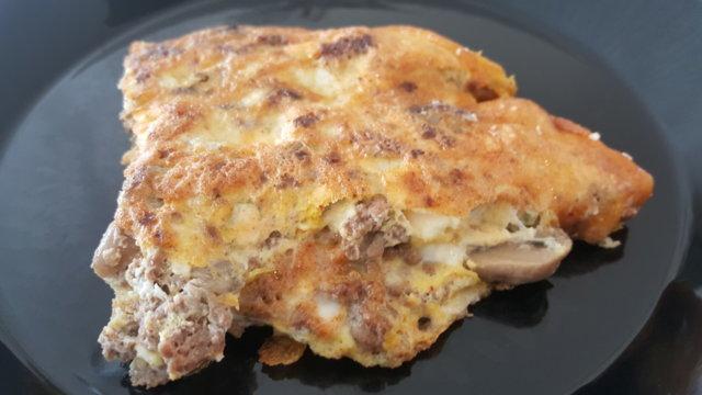 Reseptikuva: Tuhti omeletti 1