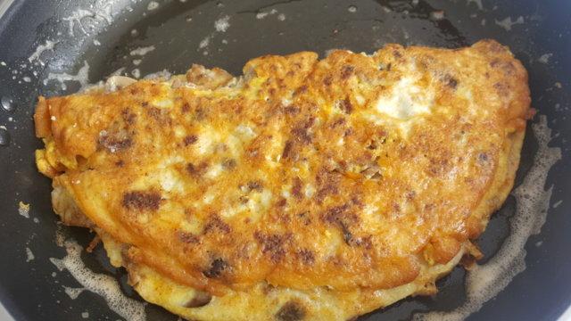 Reseptikuva: Tuhti omeletti 2