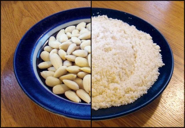 Reseptikuva: Pähkinöiden Kalttaus ja Jauhatus 1