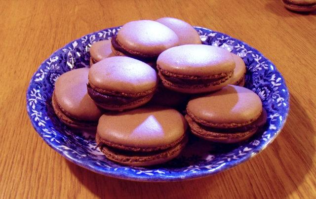 Reseptikuva: Macarons-leivokset 2
