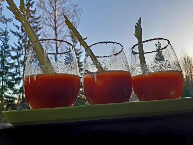 Reseptikuva: Bloody Mary Taskuvenuksen tapaan 19.4.2021 1