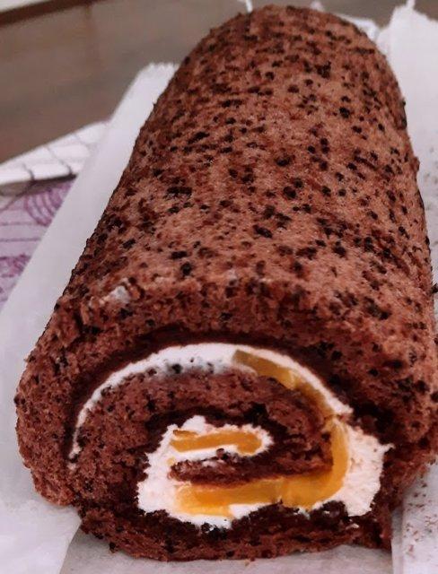 Reseptikuva: Kääretortusta leivoksia (Palmusunnuntaiksi) 3